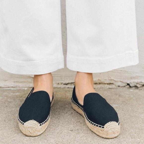 b701cef5d75f8 Soludos Shoes | Smoking Slipper Espadrille In Denim Nwot | Poshmark